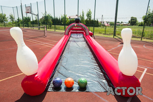 gigant bowling - dmuchane kr�gle - tor do gry